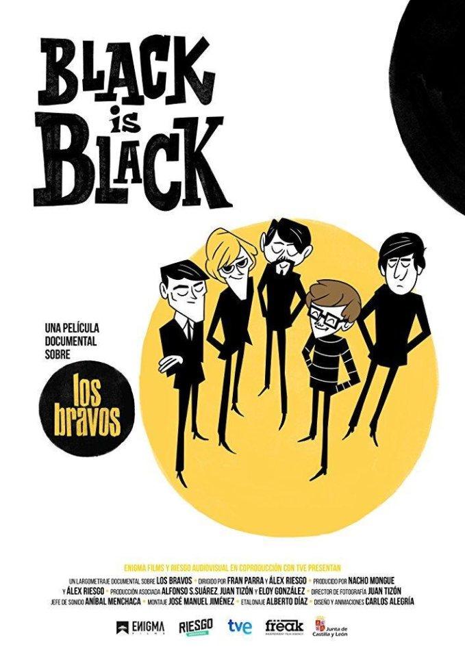 Filmoteca de Castilla y León Black is Black Salamanca Mayo 2019