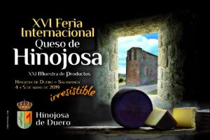 Hinojosa de Duero XVI Feria Internacional del Queso Mayo 2019