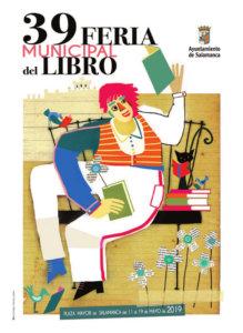 aza Mayor XXXIX Feria Municipal del Libro Salamanca Mayo 2019