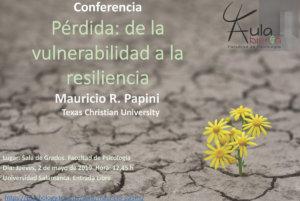 Facultad de Psicología Mauricio Papini Universidad de Salamanca Mayo 2019