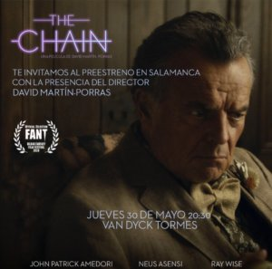 Cines Van Dyck The chain Salamanca Mayo 2019