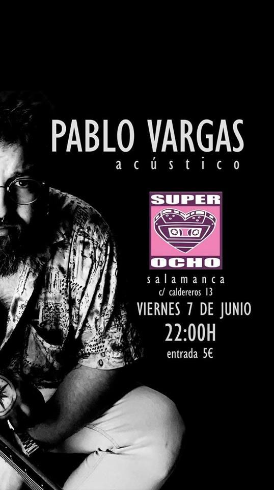 Super 8 Pablo Vargas Salamanca Junio 2019