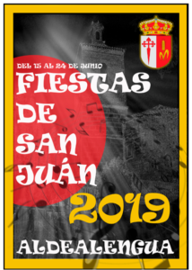 Aldealengua Fiestas de San Juan Junio 2019