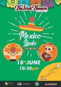 The Irish Theatre México Lindo Salamanca Junio 2019