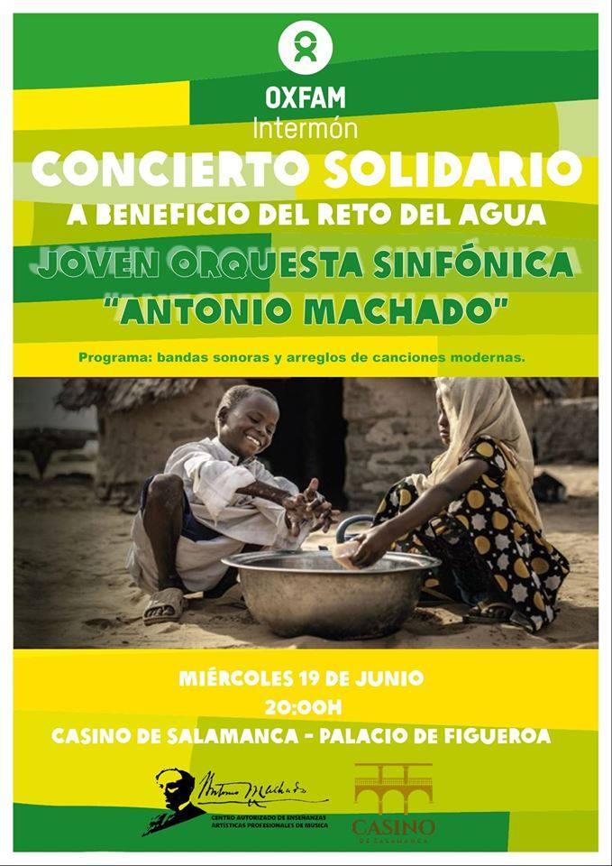 Casino de Salamanca Joven Orquesta Sinfónica Antonio Machado Junio 2019