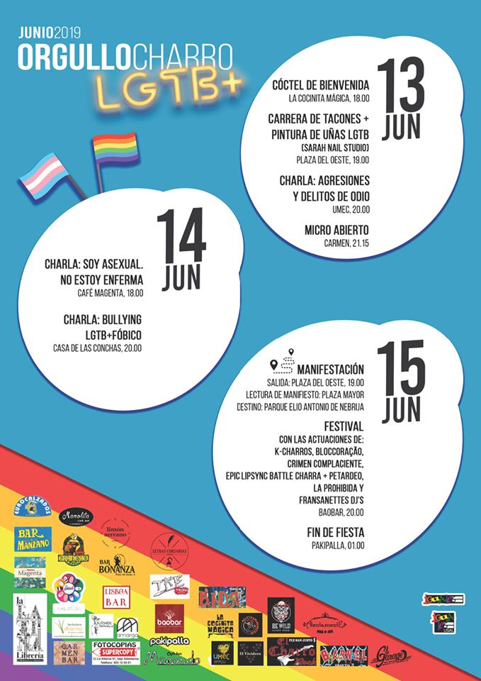 Salamanca Orgullo Charro Junio 2019