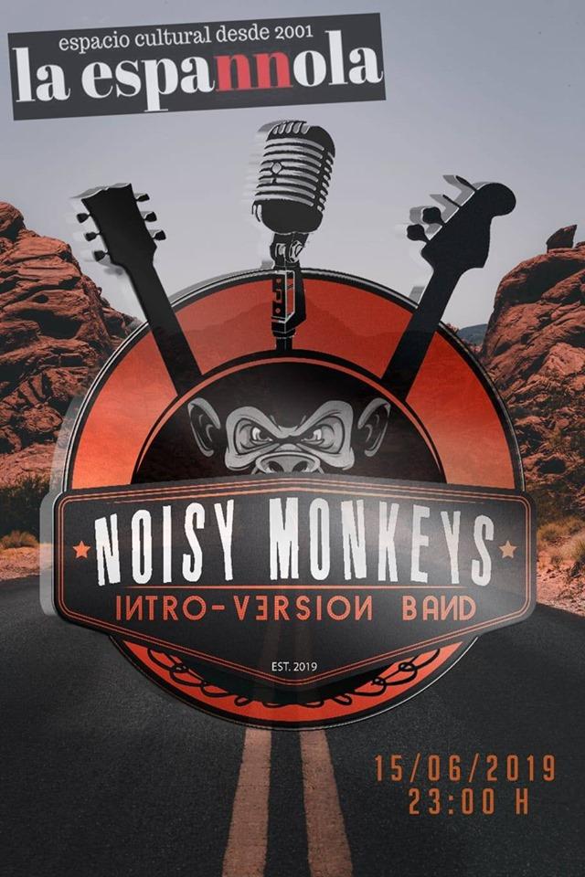 La Espannola Noisy Monkeys Salamanca Junio 2019