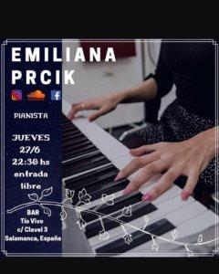 Tío Vivo Emilia Prcik Salamanca Junio 2019