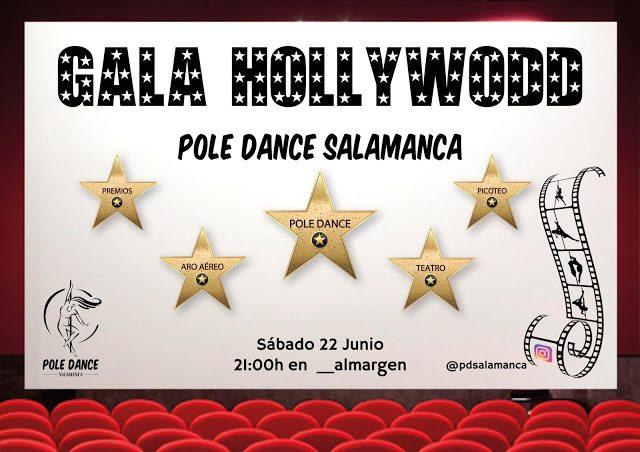 Espacio Almargen Gala Hollywood Salamanca Junio 2019