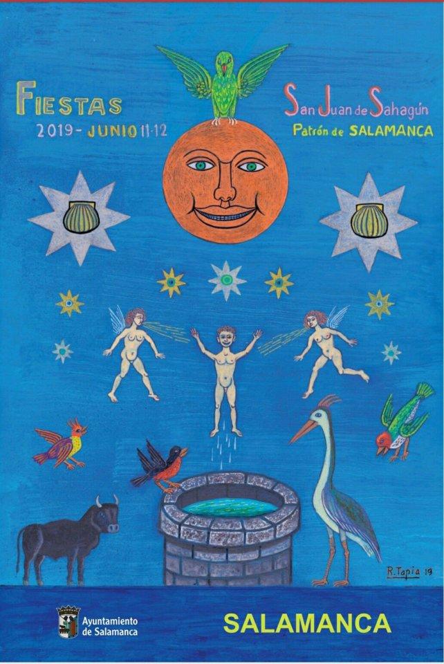 Fiestas de San Juan Salamanca Junio 2019