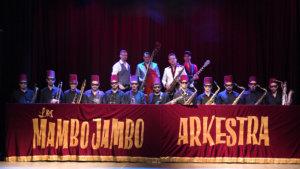 Ferias y Fiestas 2019 Plaza Mayor Mambo Jambo Arkestra Septiembre