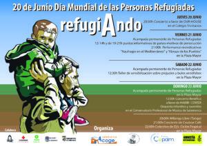 Salamanca Día Mundial de las Personas Refugiadas Junio 2019