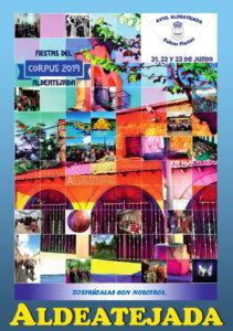 Aldeatejada Fiestas de San Juan Junio 2019