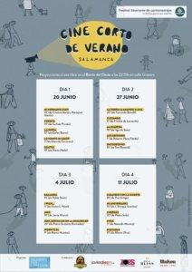 Bar Granero Cine Corto de Verano Salamanca 2019