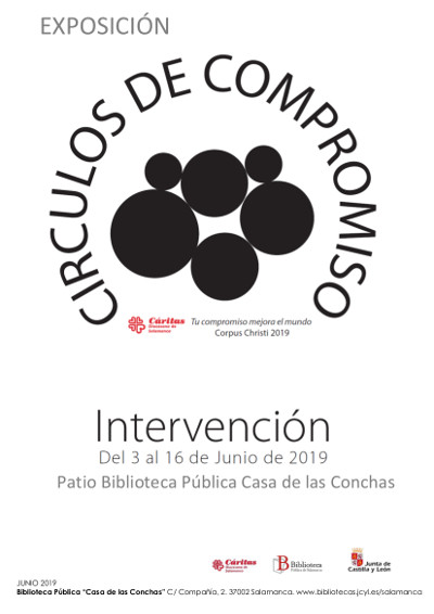 Casa de las Conchas Círculos de compromiso Salamanca Junio 2019