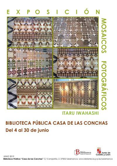Casa de las Conchas Itaru Iwahashi Salamanca Junio 2019