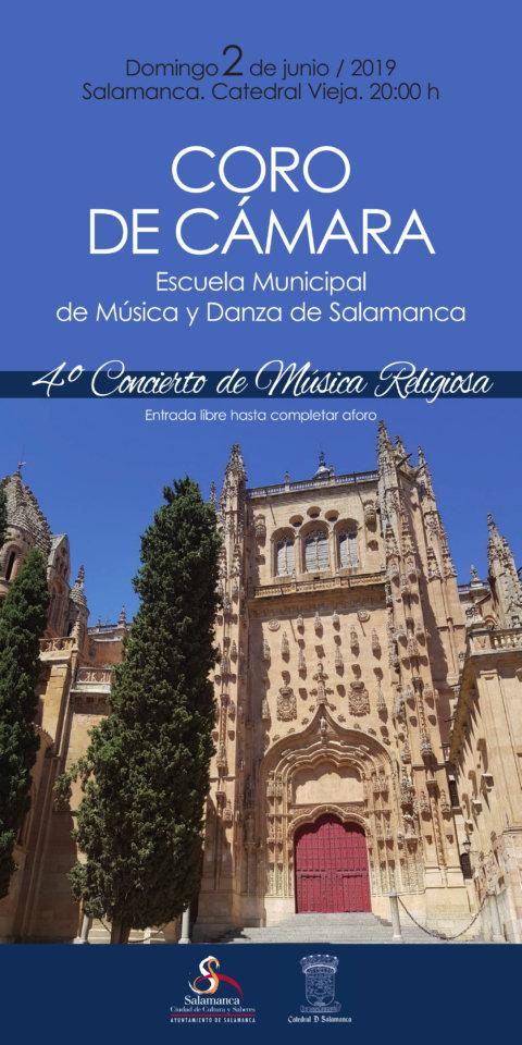 Catedral Vieja VI Concierto de Música Religiosa Salamanca Junio 2019
