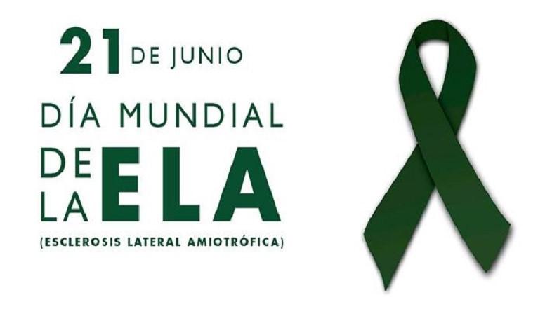 Puerta de Zamora Día Mundial de la Esclerosis Lateral Amiotrófica ELA Salamanca Junio 2019