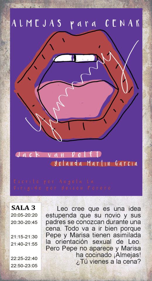 La Malhablada Almejas para cenar Salamanca Junio 2019
