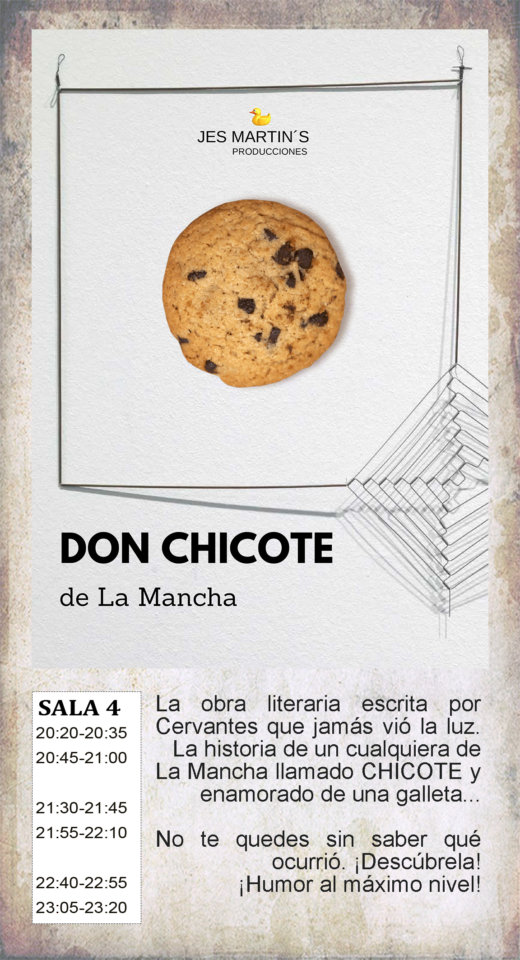 La Malhablada Don Chicote de La Mancha Salamanca 2019