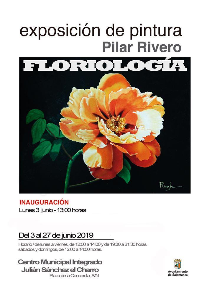 Julián Sánchez El Charro Floriología Salamanca Junio 2019