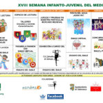 Programa XVIII Semana Infanto Juvenil Asecal