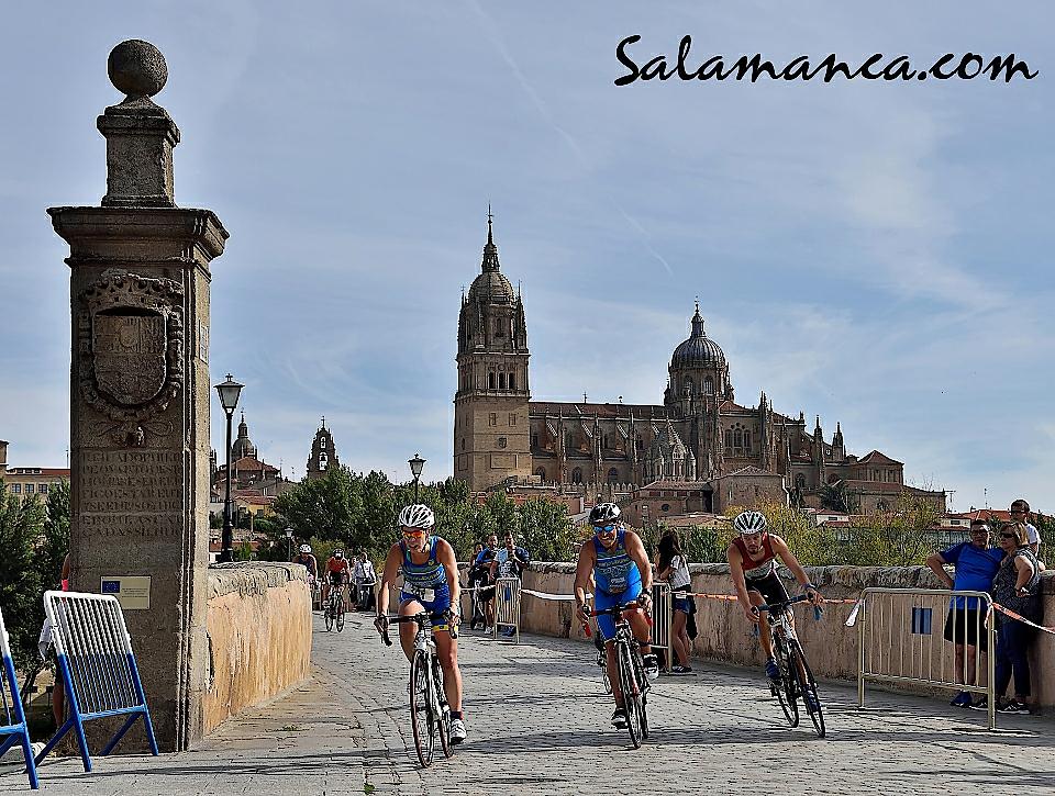 Triatlón Salamanca