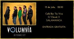 Tío Vivo Volumnia Salamanca Julio 2019