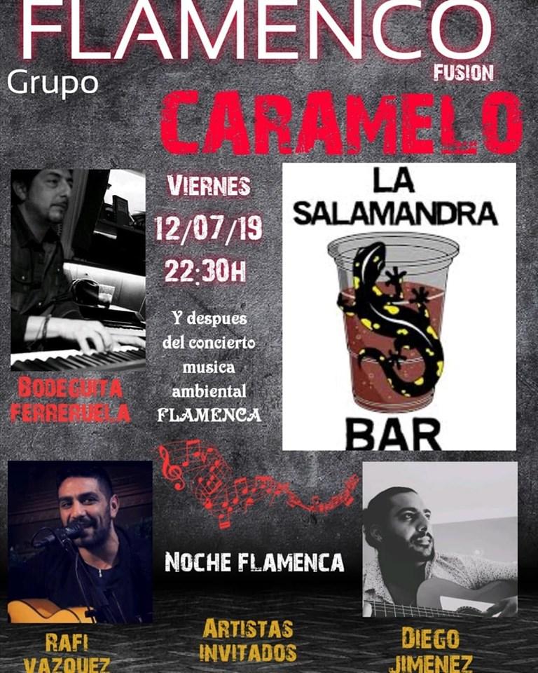 La Salamandra Caramelo Salamanca Julio 2019