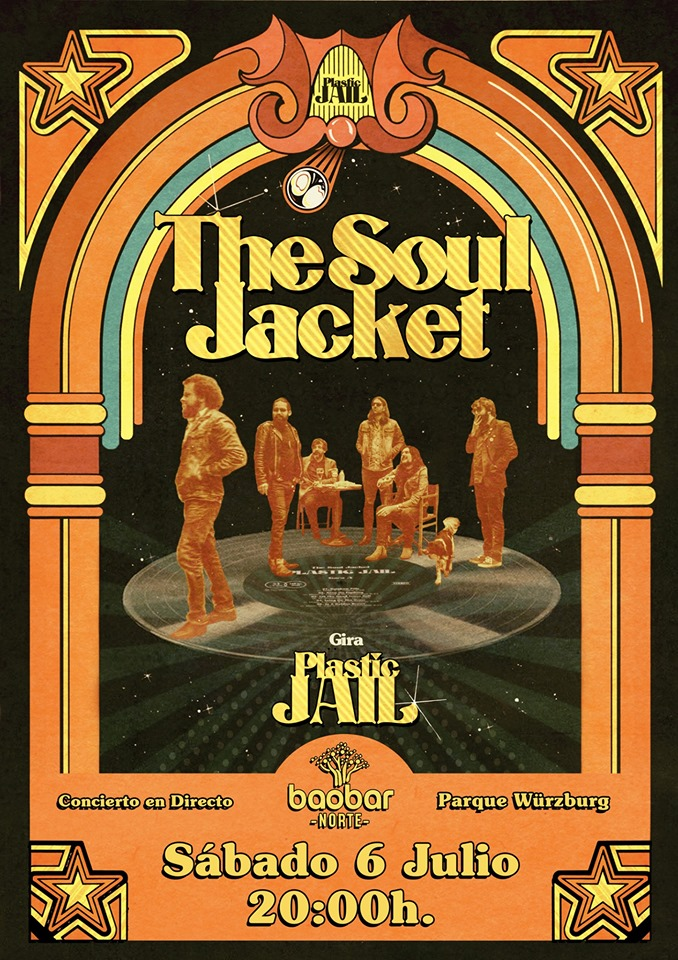 Baobar Norte The Soul Jacket Salamanca Julio 2019
