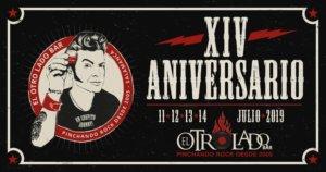 El Otro Lado Bar XIV Aniversario Salamanca Julio 2019