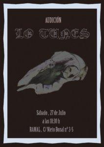 Ramal Audición Los Tunes Salamanca Julio 2019