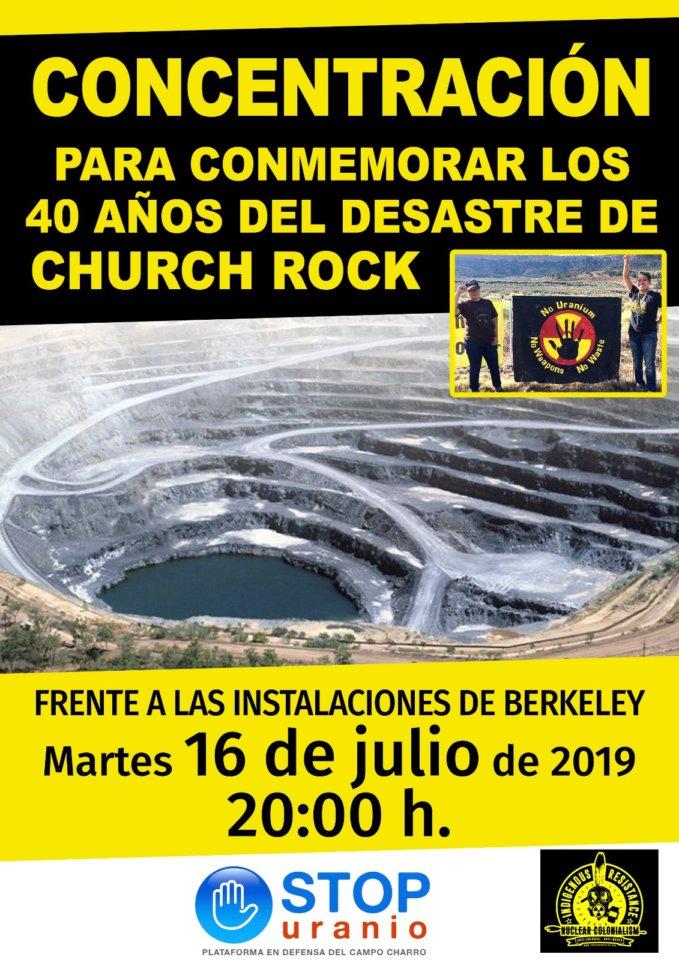 Retortillo Concentración Julio 2019