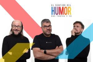Centro de las Artes Escénicas y de la Música CAEM El sentido del humor Dos tontos y yo Salamanca Febrero 2020