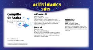 Campillo de Azaba Noches de Cultura Julio agosto 2019