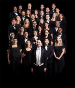 Catedral Vieja CSU Fullerton University Singers Salamanca Julio 2019