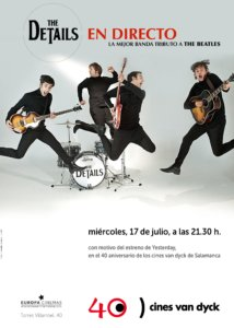 Cines Van Dyck The Details Salamanca Julio 2019