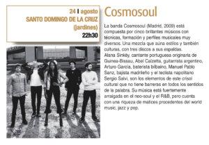 Santo Domingo de la Cruz Cosmosoul Plazas y Patios 2019 Salamanca Agosto