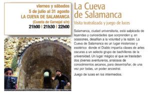 Cueva de Salamanca Plazas y Patios 2019 Julio agosto