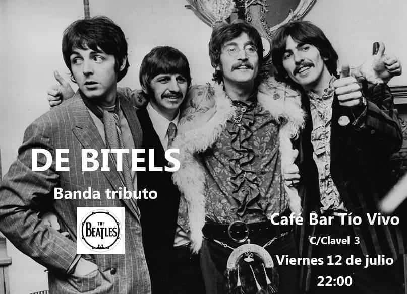 Tío Vivo De Bitels Salamanca Julio 2019