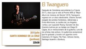 Santo Domingo de la Cruz El Twanguero Plazas y Patios 2019 Salamanca Julio