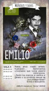 La Malhablada Emilio Salamanca Julio 2019