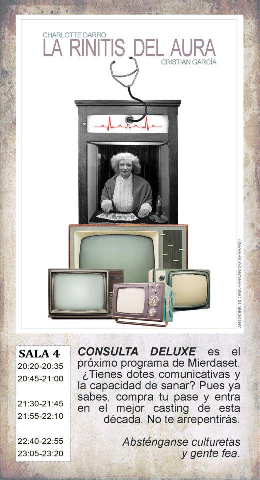 La Malhablada La rinitis del aura Fin de Semana Salamanca Julio 2019
