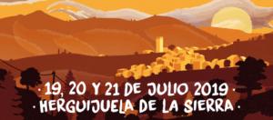 Herguijuela de la Sierra Cuca 4 Caminos Festival Julio 2019
