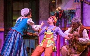 Ferias y Fiestas 2019 Teatro Liceo Pinocho. Un musical para soñar Salamanca Septiembre