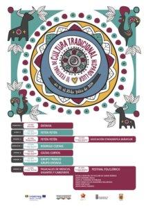 Plaza Mayor II Festival de Cultura Tradicional Hispano-Lusa Ciudad Rodrigo Julio 2019