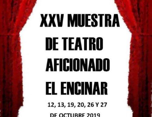 Terradillos cierra el 15 de julio las propuestas para su XXV Muestra de Teatro Aficionado.