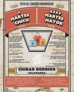 Ciudad Rodrigo Martes Chico + Martes Mayor Agosto 2019