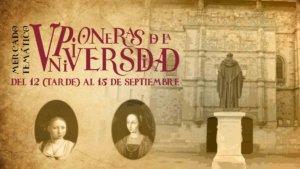 Ferias y Fiestas 2019 Vaguada de la Palma Mercado Histórico Salamanca Septiembre