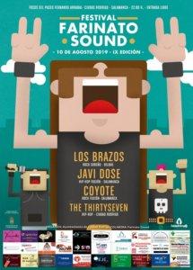 Ciudad Rodrigo IX Festival Farinato Sound Agosto 2019